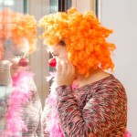 Sandra Meunier clown-thérapie service psychiatrie