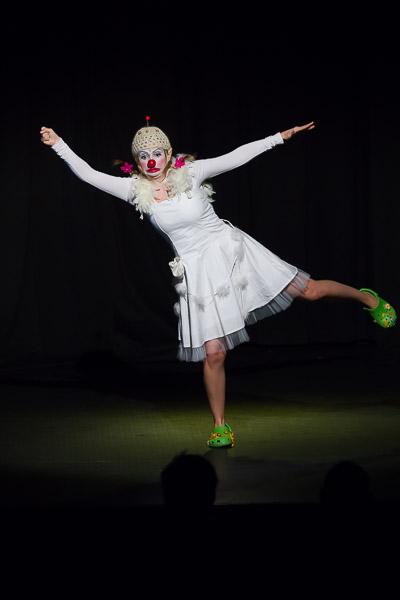 Sandra Meunier neztoile Anabelle spectacle